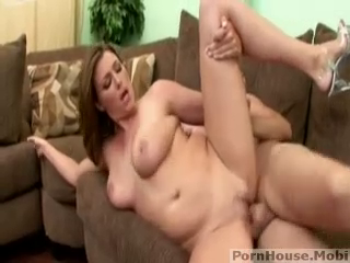 Sexy Charlie James Gives Pussy To Big Cock