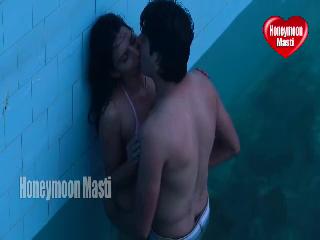Whore Bhabhi Honeymoon Masti With X Bf