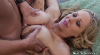 Mommy Gets Her Pussy And Big Tits Fucked