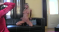 Blonde Casting Before Sucked And Fingered