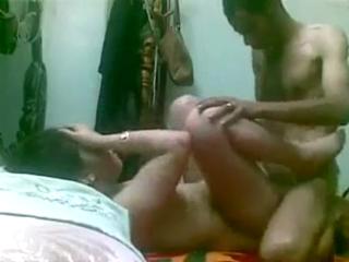 desi Indian wife sex with hot devar