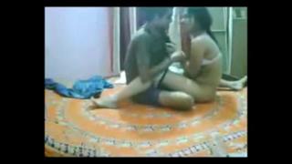 desi Indian School Girl as call girl service in hotel