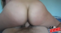 Lovely Girlfriend Sucking And Stroking Huge Cock