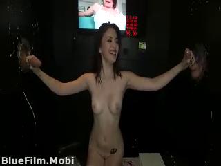Naughty Horny Girl Pussy Fucked Hard