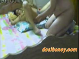 desi Busty Indian mature couple homemade chudai video