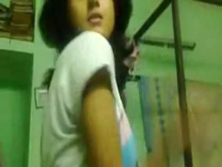 desi Supercute Bangladesh Girl explore her body