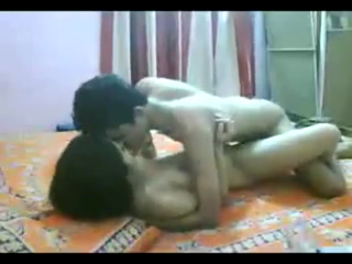 desi Bangalore girl fucked by BF in room