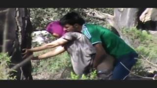 Bokep arab ngewe di bawah pohon anal sex 3gp mp4
