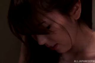 Old Guy Toys And Fucks Pretty Japanese Girl In Her Mouth