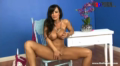 Hot Babe Lisa Play With Sex Toy