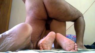 desi Hot ass Ronita on bed