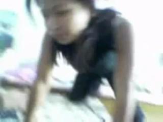 desi Indian bf cheating GF by hidden camera