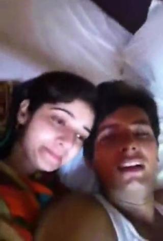 desi Pakisthani couple home made tape