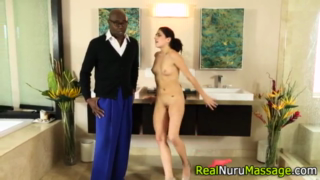 Glamour Queen Babe Masseuse Fuck By BBC