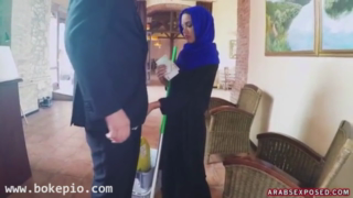 Permalink to Arab cleaning lady slowy sucks cock